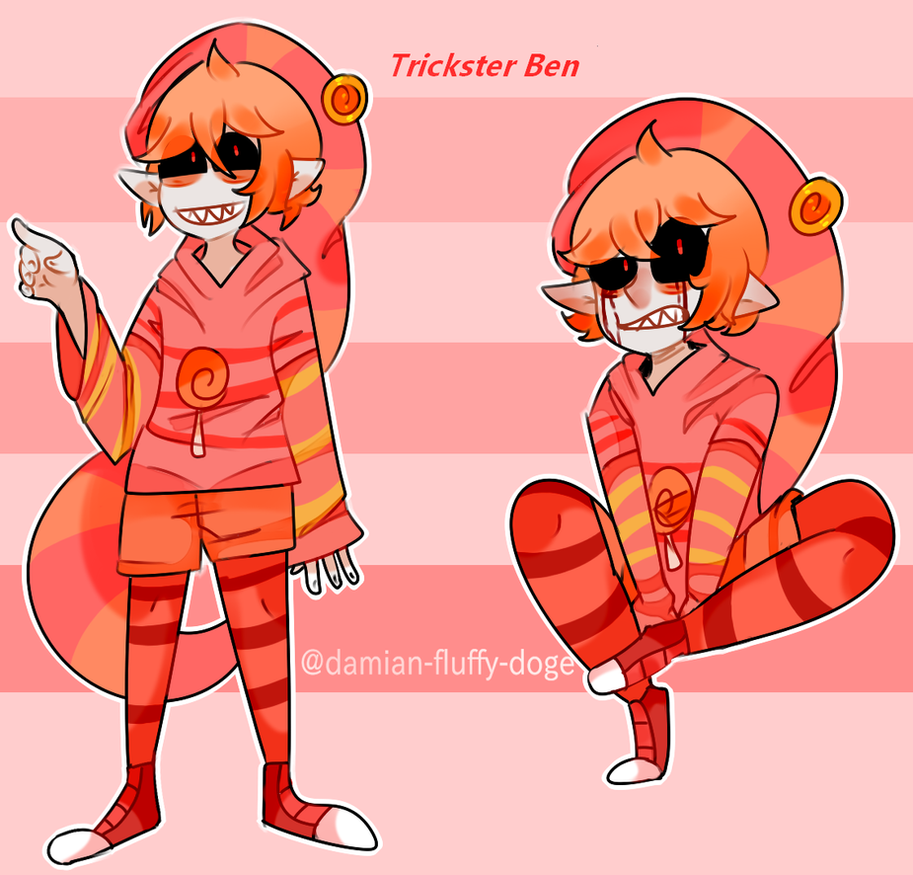 Trickter Bean by Damian-Fluffy-Doge