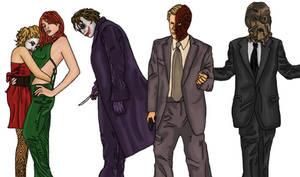 Nolanverse Villains
