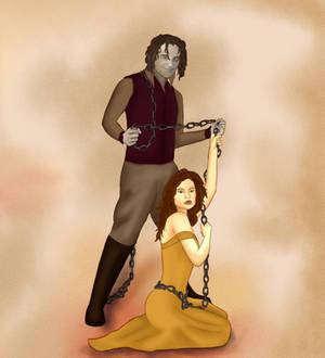 Belle + Rumpel: Skin Deep Slave Poster