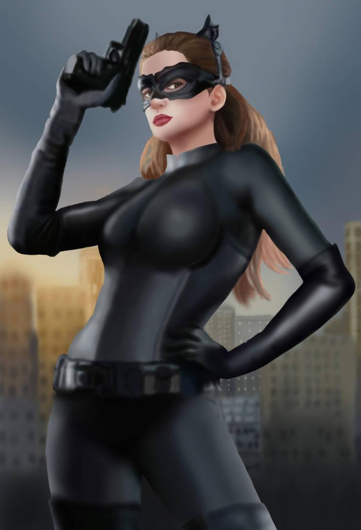 TDKR: Catwoman