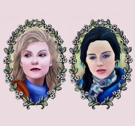 Abigail Hobbs + Laura Palmer