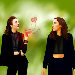 Marina x Julia: Touch of Magic