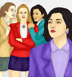 Heathers: The Musical Fancast