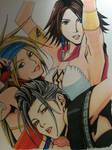 ~Yuna, Rikku, Paine ~ Final Fantasy X-2