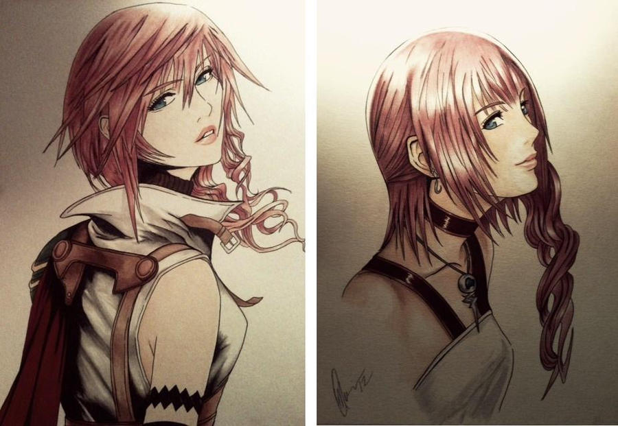 ~Farron Sisters~ Etro's Champions by Fang-Vanille