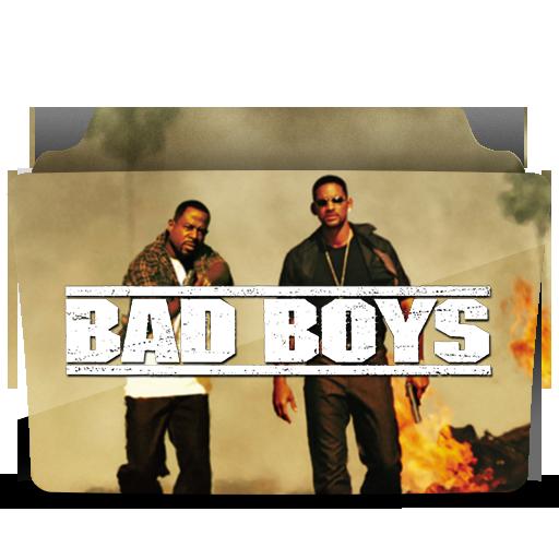 Bad Boys Folder Icon By A-Jaded-Smithy On DeviantArt