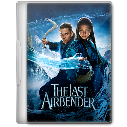 The Last Airbender 2010 Movie Dvd Icon By A Jaded Smithy On Deviantart