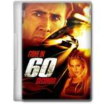 Gone in Sixty Seconds (2000) Movie DVD Icon