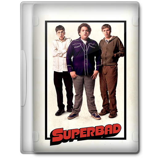 Superbad 2007 Movie Dvd Icon By A Jaded Smithy On Deviantart