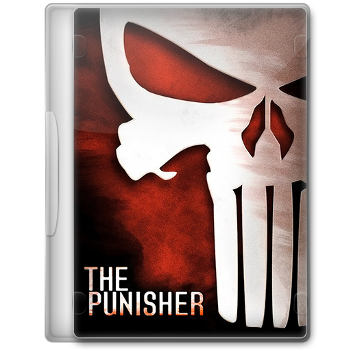 The Punisher (2004) Movie DVD Icon by A-Jaded-Smithy on DeviantArt