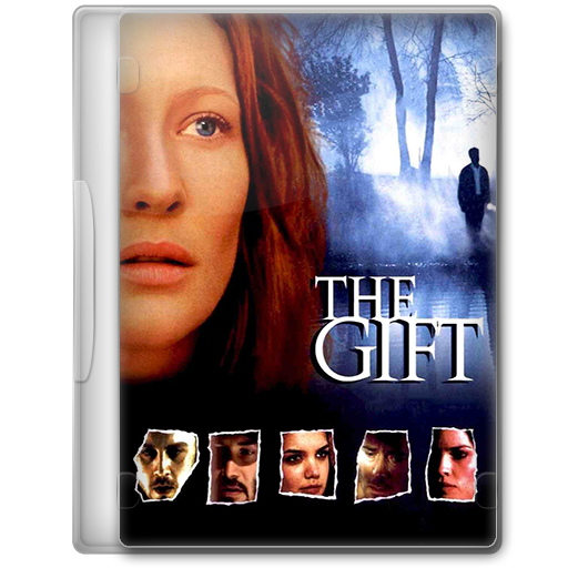 The Gift (2000) Movie DVD Icon by A-Jaded-Smithy on DeviantArt