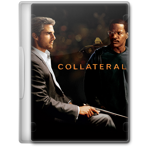Collateral 2004 Movie Dvd Icon By A Jaded Smithy On Deviantart