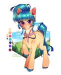 Pony adopt Jun