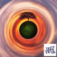 Create a Photo Planet Effect - - Lonely Tree by tastytuts