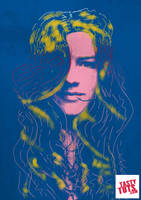 Pop Art Portrait - Andy Warhol Style by tastytuts