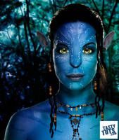 Epic Avatar Photoshop Tutorial - HD by tastytuts