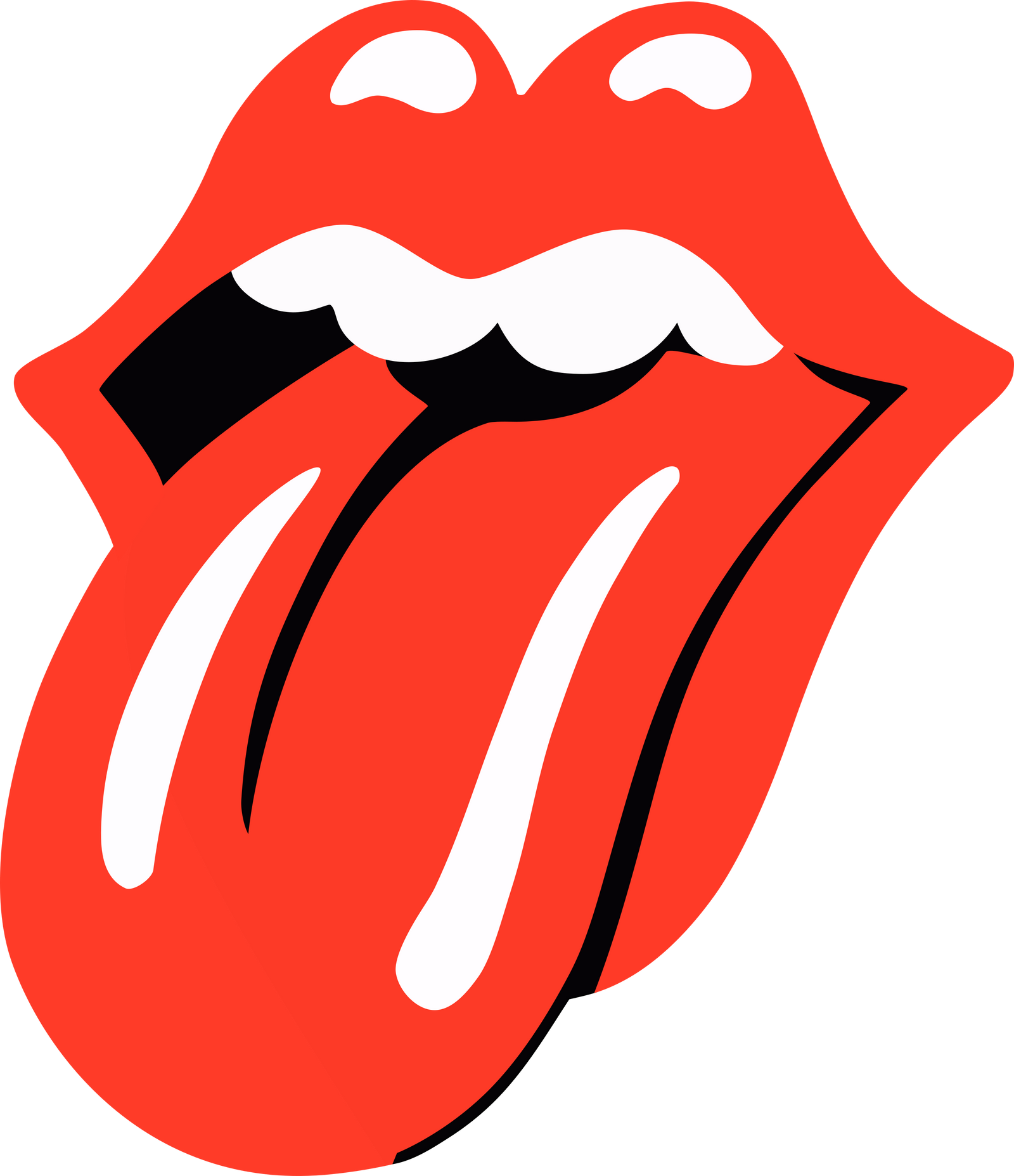 The Rolling Stones logo by Uponia on DeviantArt Rolling Stones