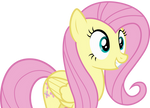 Fluttershy Getting Excited