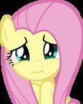 Fluttershy worried 1