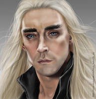 My darling Elven King by Afrit13
