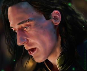 Loki Infinity War by Afrit13