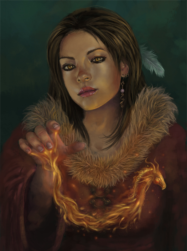 Créatrice D'Esprits dans Fantastique Fire_Magicka_by_Spell