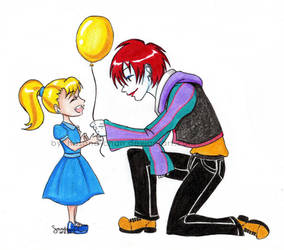 ::The Nice CLOWN:: by Hasana-chan