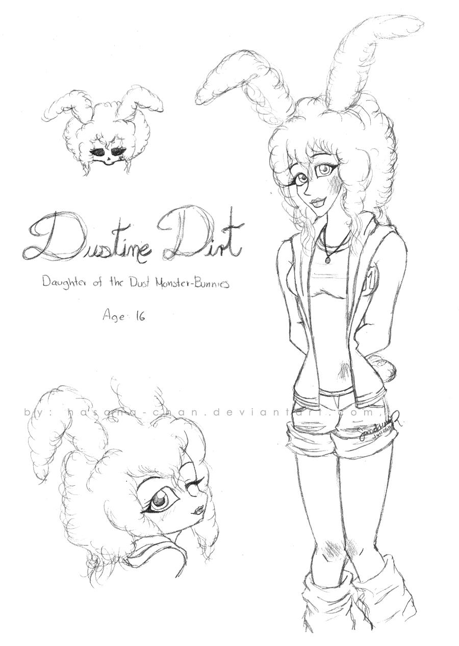 21stMHOC- Dustine Dirt by Hasana-chan