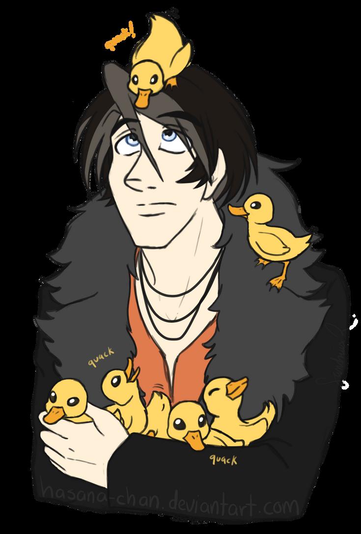 Quack by Hasana-chan
