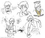 Scamander Doodles