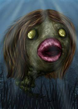 Catherine Fish Lips