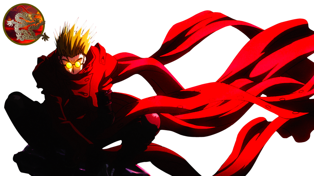 Vash Render By Rainofraijin On Deviantart