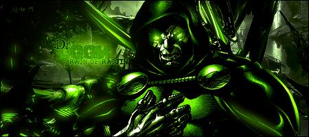 Dr Doom Sig By RainofRaijin