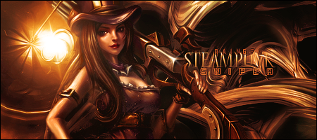 Steampunk sniper tag by RainofRaijin on DeviantArt