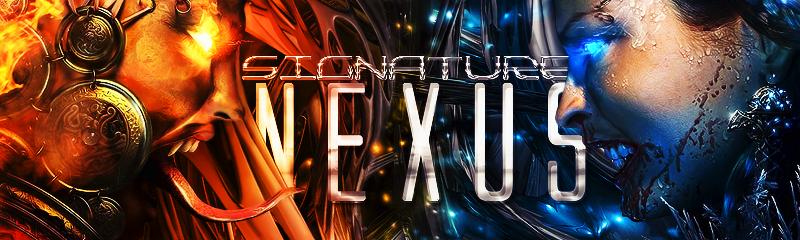 Signature Nexus banner by RainofRaijin