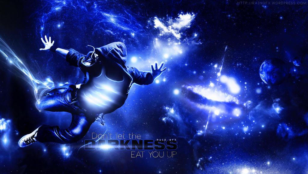 Through space-wallpaper by RainofRaijin