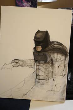I am batman..