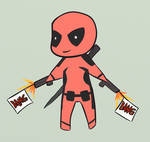 More Deadpool by 15ath