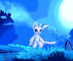 Ori and the Pixel Forest