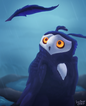 Owlet and the Flying Feather