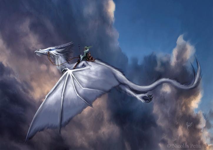 the white dragon by amisgaudi on deviantart