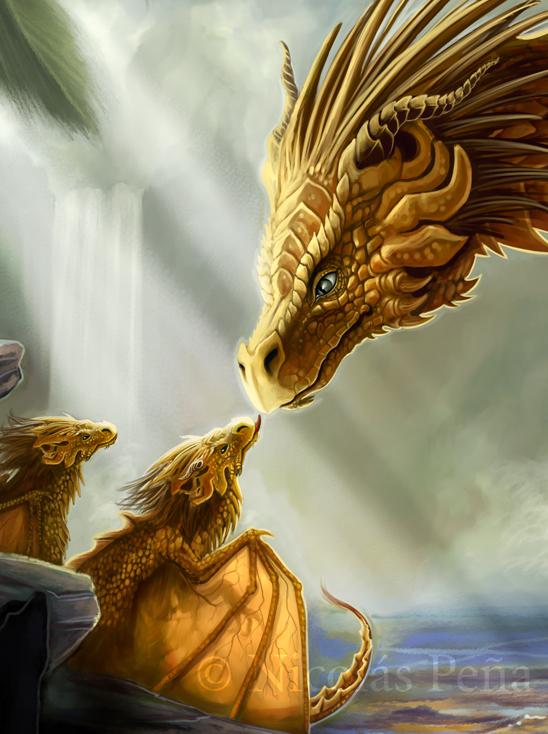 Golden Dragon, details