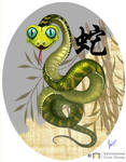Snake chinese