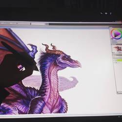 Dragons... by Amisgaudi