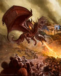 Revelation Dragon , commission