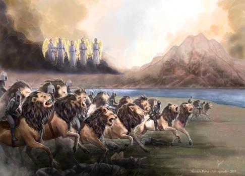6th Trumpet ,Revelation 9:13-21 Commission