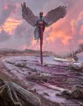 Revelation 16:3 Commission.