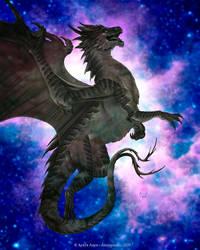 Coal Dragon # 34 Commission.
