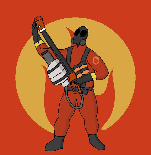 My beloved Backburner - RED version
