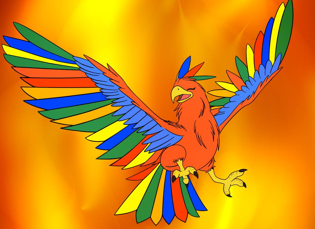 Transform Me! #38 - Phoenix by Ryusuta